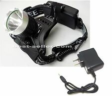 GLP-K11, LED Headlamp Headlight Torch,1800LM XM-L T6+Chgr,outdoor,bike,hiking
