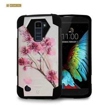 Shockproof Impact Resist Case w/Stand Rugged Dual Layer Cover for LG Models