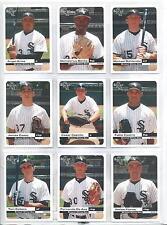 2003 Bristol White Sox Fabio Castro Dominican Republic DR Baseball Card