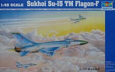 TRUMPETER® 02811 Sukhoi Su-15 TM Flagon F in 1:48