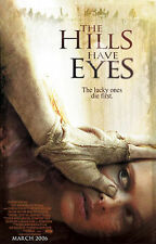 THE HILLS HAVE EYES (2006) ORIGINAL MOVIE POSTER  -  ROLLED