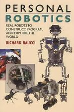 Personal Robotics: Real Robots to Construct, Program, and Explore the -ExLibrary