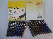 20X DOLLAR 717 CALLIGRAPHY QALAM ITALIC FOUNTAIN PEN free shipping