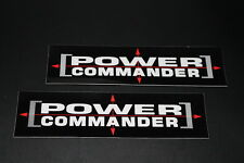 020 Power Commander Messa Punto Chip Adesivi Sticker Decalcomania Pickerl