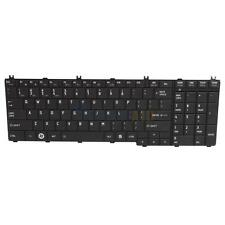 New Keyboard for Toshiba Satellite L755 L755D L750 L770 US Layout Black