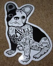"THE AVETT BROTHERS Bros Decal 5"" Sticker DOG tour cd lp album art"