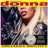 """DONNA SUMMER -MISTAKEN IDENTITY (2014 REMASTERED CD) """"WORK THAT MAGIC"""""""