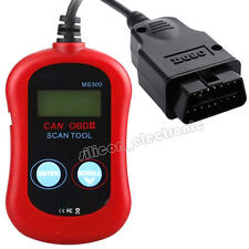 Autel MS300 OBDII OBD2 Auto Diagnostic Scanner Car Fault Code Reader Engine Tool