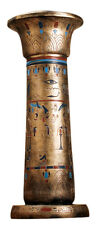 Ancient Egyptian Pedestal Column Replica Reproduction Hepi tomb Sawijet Meitni