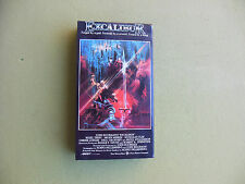 Excalibur (VHS, 1997) Like New (never viewed)