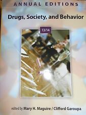 Annual Editions Drugs, Society & Behavior 13/14 - Maguire, Mary new paperback