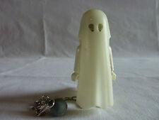PLAYMOBIL personnage soldat chevalier fantome du chateau avec chaine et boulet