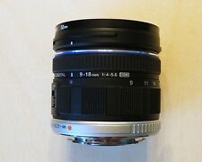 Olympus M.Zuiko Digital ED 9-18mm f/4.0-5.6 Lens