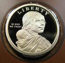 2013 S Native American Sacagawea Dollar 1 Proof Coin