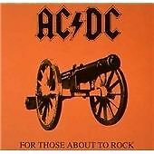 AC/DC - For Those About to Rock We Salute You (1998) CD