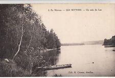 BF12315 les settons un coin du lac france front/back image