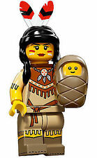 LEGO 71011 TRIBAL WOMAN NO.5 MINIFIGURE SERIES 15 NEW