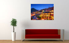 JIOUFEN NEW TAIPEI CITY NEW GIANT LARGE ART PRINT POSTER PICTURE WALL