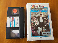walt disney home video the waltz king vhs rare old white clam shell case