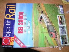 /: Objectif Rail n°57 BB 36000 de la Belgique au Maroc Brigue Athus Meuse ...