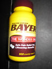 Bayer Aspirin Pain Reliever 500 coated tablets 325mg