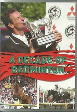 A DECADE OF BADMINTON DVD - HORSE TRIALS