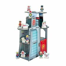 NEW Teamson Kids Hero 3 Deck Center Table Top Play Set