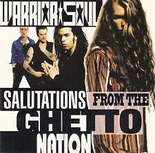 WARRIOR SOUL : SALUTATIONS FROM THE GHETTO NATION / CD (GEFFEN GED24488)
