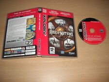 RISE OF NATIONS Pc Cd Rom XPL - RTS - FAST DISPATCH