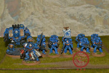 25mm Warhammer 40K DPS Painted Space Marine Start Collecting! Space Marine AP637