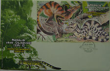 Malaysia FDC (26.08.2000) - Protected Mammals (Series II)