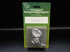 1983 vintage TSR Advance Dungeons & Dragons ANT LION + PISCODAEMON miniatures !!