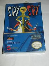 Spy vs. Spy (Nintendo NES, 1988) NEW Factory Sealed