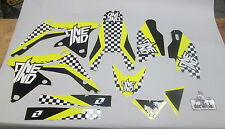 Suzuki RMZ450 2008-2016 One Industries Scacchi kit grafica 1G42