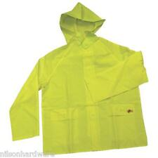 XX-Large 35MM Thickness 3-Piece Heavy-Duty Green Rain Suit R1312X