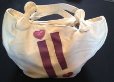 Bolsa de playa Bolso JUICY COUTURE £ 79 ahora £ 26.50
