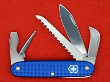 SWISS ARMY KNIFE - VICTORINOX PIONEER HARVESTER SIGMAFORM - ALOX BLUE