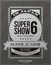 Super Junior Super Show 6 World Tour In Japan   NEW    Korean Version
