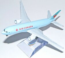 16cm Air Canada Airlines Boeing 777 Metal Aeroplane Aircraft Plane Model Airline