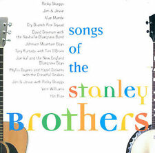 Songs Of The Stanley Brothers Various Artists MUSIC CD