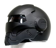 Masei Atomic-Man 610 Open Face Motorcycle Helmet Vespa Icon HJC Helmet M4