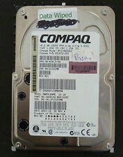 Compaq BF01865222 251872-001 MAM3184MC 18.2GB 15K RPM Ultra 3 SCSI Hard Drive