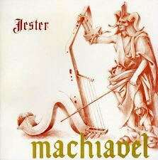 Jester - Machiavel (2014, CD NEUF)