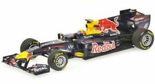 Red Bull Racing Renault No. 2 M. Webber Formel 1 Showcar 2011