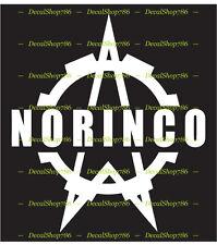 Norinco Firearms - Outdoor/Hunting Sports - Vinyl Die-Cut Peel N' Stick Decals