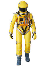 2016 MEDICOM TOY MAFEX SPACE SUIT YELLOW 2001 A SPACE ODYSSEY Stanley Kubrick