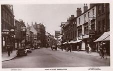 High Street Doncaster unused RP old pc Lilywhite