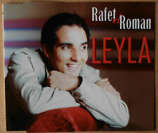 Rafet el Roman - Leyla - Single-CD