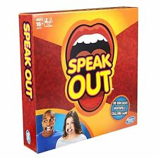 Brand New Speak Out Board game Halloween Party Game Xmas Halloween Toys