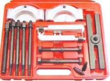 GEAR PULLER and BEARING SEPARATOR kit - 14 piece with plastic case
